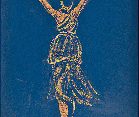 Isadora Duncan au musée Bourdelle