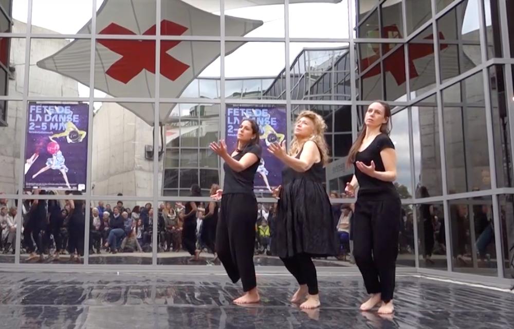 """Fête de la danse de Genève reliée à l'expo """"prison"""" du Musée de La Croix Rouge"""